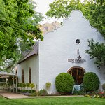 Contemporary fine dining within Rust en Vrede Wine Estate's historic 1785 former cellar.
