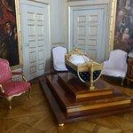 a royal crib