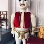 Bild från Vietnams historiska museum