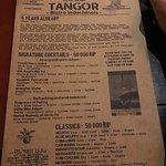 Bild från Tangor
