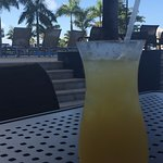 The Caribbean Rum Punch. Pace yourself!