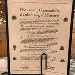 Foto de Pine Country Restaurant