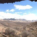 Petroglyphs cave