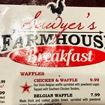 Sawyer's Farmhouse Restaurant Photo