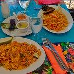 Bilde fra Restaurant Terraza Angor