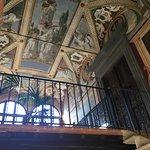 Photo de Abbazia di Monte Oliveto Maggiore