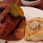 Fotografie: The Budlong Hot Chicken