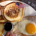 Foto van Mr. Pancake