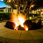 Our fire pit