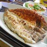 Foto de Dubai fish hut restaurant
