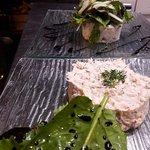 rillettes de saumon a l'aneth