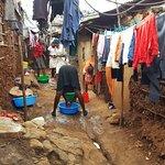 Foto van Kibera
