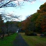 Ryumon Waterfall照片