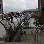 Fotografie: Millennium Bridge