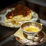 Signature Cake & espresso