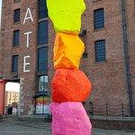 Foto van Royal Albert Dock Liverpool