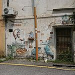 Ipoh Mural Art Trail Foto