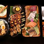 A selection of our favourite dishes!