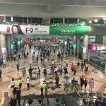 Photo de Kuala Lumpur Sentral Railway Station