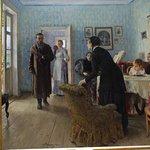 Фотография Третьяковская галерея в Лаврушинском переулке