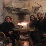 Organic Cave Kitchen Foto