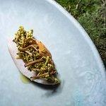 Guinea fowl | truffle, oyster, elderflower capers