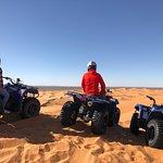 Sahara quad ATV experience