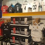 Real Madrid Official Store Maremagnum Picture