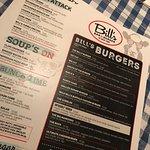 Photo de Bill's Bar & Burger
