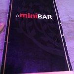 El miniBAR Foto