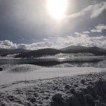 Billede af Dillon Reservoir