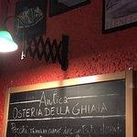 Fotografie: Antica Osteria della Ghiaia
