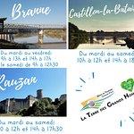 Tourism Office  Castillon-Pujols