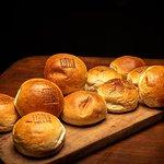 Pão de Hamburguer de Batata