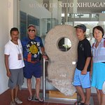 Xihuacan Museum and Archeological Site Foto
