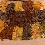 Ethiopian Restaurant - Cafe Lalibela Foto