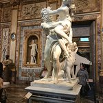 Foto Galeri Borghese (Galleria Borghese)