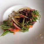 Σαλάτα με ραπανάκια - Radish salad