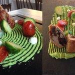 Ψαρονέφρι με κάστανο και λιαστή ντομάτα - Pork tenderloin with chestnuts and sundried tomatoes
