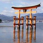 Foto van Itsukushima Shrine