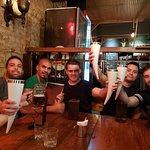Svarten Mugg Taverna Foto