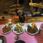 Fantastisk hovedrett, thai chicken