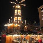 Foto Lubecker Weihnachtsmarkt