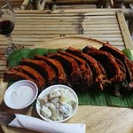 Foto de Flaming Hog BBQ
