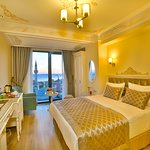 double room / for two person / Historical and sea view