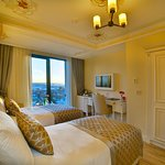 Family room / historical and sea view