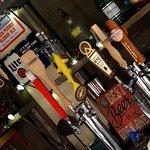 Lots of craft beer offerings