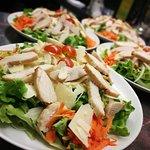 Caesar salad --- Caesar Salad