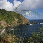 one of the overlooks on the road to Hana !