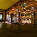 Infinito bar de montaña